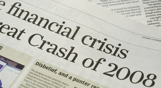 2008 Was a Crisis… It Was Not THE Crisis